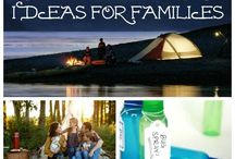 Family Fun / Fun Ideas to do as a Family