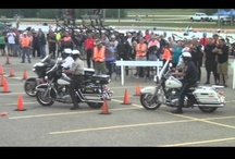 Police Motorcycle Rodeos / Competitions