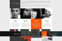 Web Design Inspiration / by JohnTina Frissora