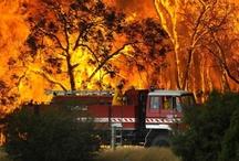 Amazing Fire Scenes