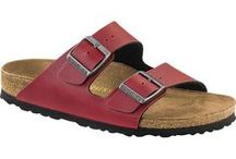 Birkenstock shoes / Birkenstock shoes are classic pillars of comfort in the footwear industry. Birkenstock shoes feature great arch support and classic footbed ideal for on your feet scenarios.