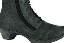 Naot Women's  shoes and boots / Made in ISRAEL! Shoes that are not made in China! Naot shoes are hand made in Israel and have some of the most sought after comfort features today. All Naot shoes feature a cork footbed that mold and conforms to your arch. Naot shoes are great for vacationing because they get more and more comfortable over time. Naot shoes are wonderful!