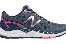 New Balance Women's shoes / Always the innovator, New Balance shoes have been on the fore front of athletic shoe technology for over 100 years. New Balance's headquarters are in Boston, and New Balance makes over 25% of their entire line in the United States. Take that Nike!