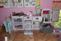 doll stuff - sewing & crafts