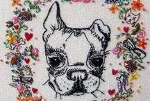 embroidery & handstitching