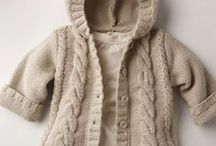 Yarn - Baby / Knit and Crochet baby patterns / by Robyn