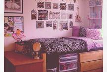 Home Sweet Dorm / by Dasha Myer