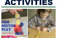 Early Intervention / Early intervention ideas