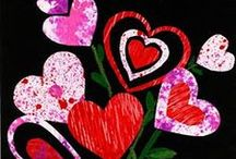 Valentine's Day / Treats and activities for Valentine's Day at school