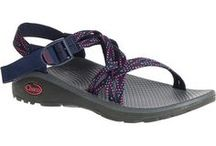 Chaco shoes / This river sandal pioneer brand is a must have shoe for the adventurer, but also for the person who wants a sandal that will hold up to some abuse. Now lighter, and softer Chaco sandals are sure to be a favorite! You'll love the adjustability and long term comfort in your Chaco sandals, be sure to grab a pair while they last!