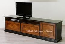 Tv stands - Porta Tv / Tv stands and wall units - Mobili porta Tv e pareti attrezzate