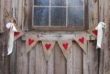 <3 <3 <3 / Ideas for Valentine's Day / by Rachel @ Like a Saturday