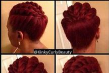 Hairstyles I Love... / by La Wanda Rice-Chery