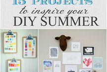 DIY Home Decor & Crafts