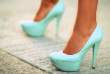 Shoes and Fashion / by Crista Coffey