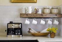 kitchen ideas / by Rachel @ Like a Saturday