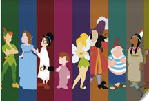 Peter Pan themed Halloween / by Monica Diaz