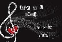 MUSIC IS LOVE / by Jaime Sherren