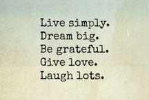 Live, Laugh, Love & Learn / by Jaime Sherren