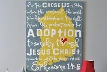 adoption / by Rachel @ Like a Saturday
