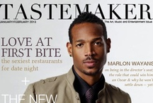 Tastemaker: Covers  / Atlanta Tastemaker Magazine Covers / by Atlanta Tastemaker Magazine