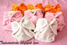Bolquers de Tela / Cloth Diapers
