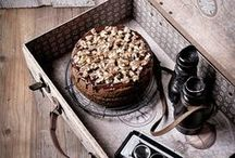 COFFEE &  BREAKFAST CAKES / by Jaime Sherren