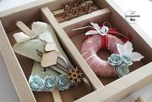 Christmas DIY Paper & Cardboard
