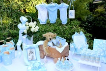 • Baby Shower • / Ideas for new baby / by Jill Seng