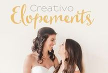Chicago Elopements / Creativo Loft & Chicago location elopements