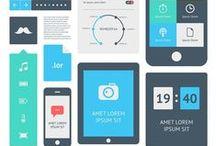 Webdesign Stuff & UI Design