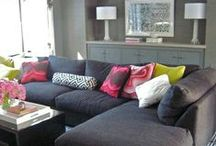 Living Room / by Rachel @ Like a Saturday