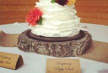 Let them eat cake! / by Britny Fritts
