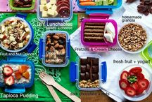Creative kid lunches