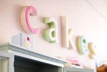 Brit's Bakes Inspo / Design ideas for Brit's Bakes rebranding / by Britny Fritts