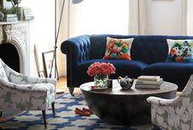 Living room / by Monica Diaz