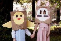 DIY en knutsel-ideeën voor Pasen / Ook met pasen kun je lekker aan de slag. Knutsel de leukste dingen in elkaar met de kids. Op dit bord vind je verschillende DIY's die helemaal in het teken staan van pasen!