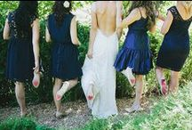 Wedding Bridesmaids / Dresses & Ideas