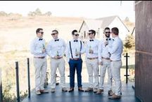 Wedding Groomsmen / Groomsmen outfits & ideas