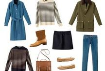 Capsule Wardrobes / by Alana B