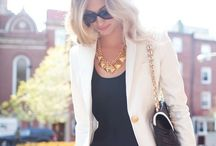 Clothes inspiration -My Style / Clothes I NEED / by Analia Silva