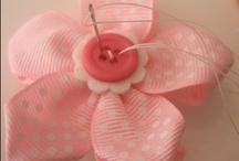 Fabric Flowers & Hair Bows