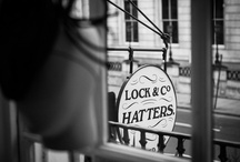 LOCK HATS: OUR SHOP / by Lock & Co. Hatters
