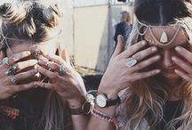 Gems, Jewels, & Accessories / by Rachel Davis
