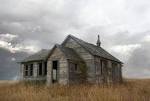 Forgotten Homes / by Blessed Antiques