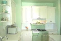 Kitchens / by Blessed Antiques