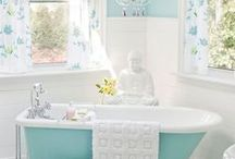 Bathrooms / by Blessed Antiques