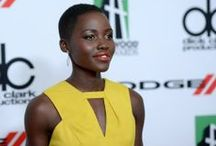 Lupita Nyong'o / Because she is so perfect she had to have her own board.  / by Serena Guest