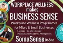 SomaSense On-site - Workplace Wellness