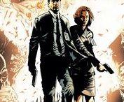 X-Files / X-files illustrations